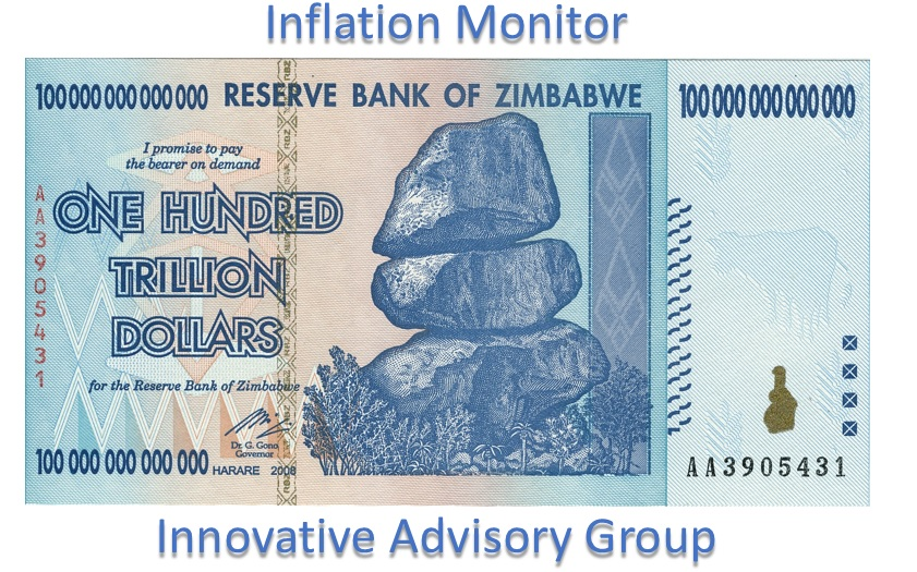 inflation monitor - may 2016