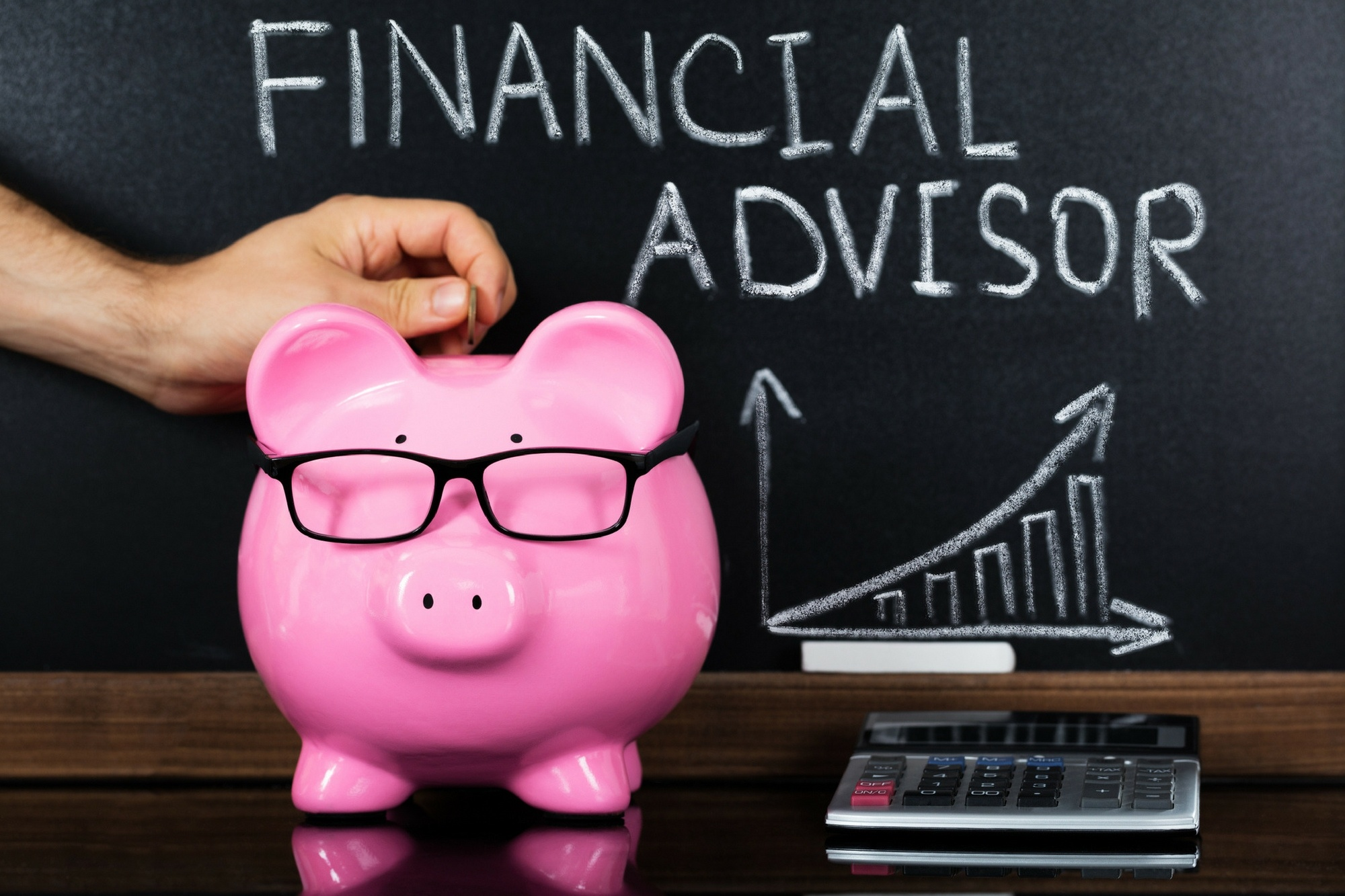 Top 8 Titles Used by Financial Advisors