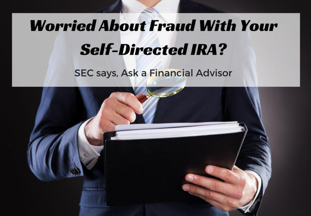 self directed ira fraud