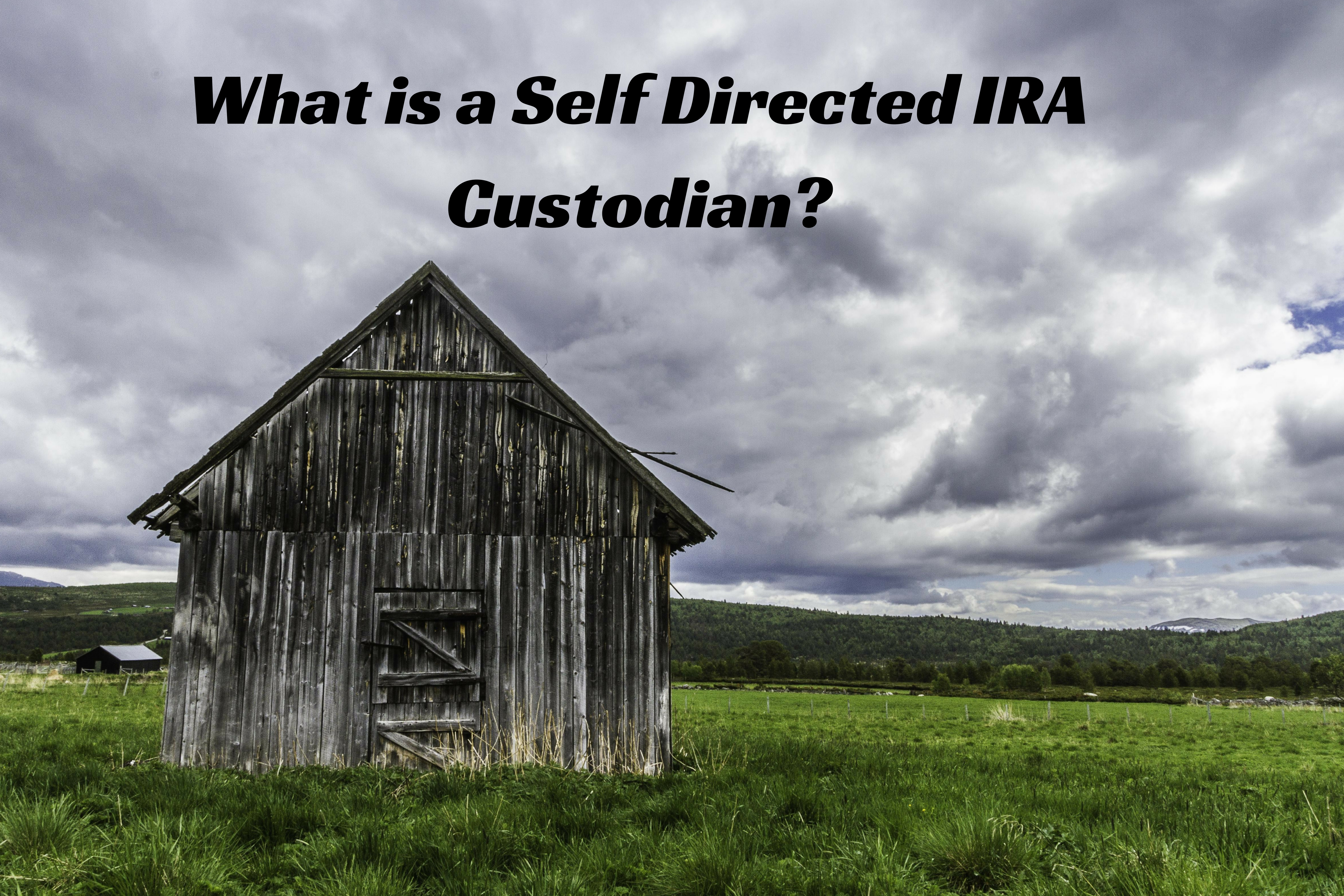 what is a self directed ira custodian